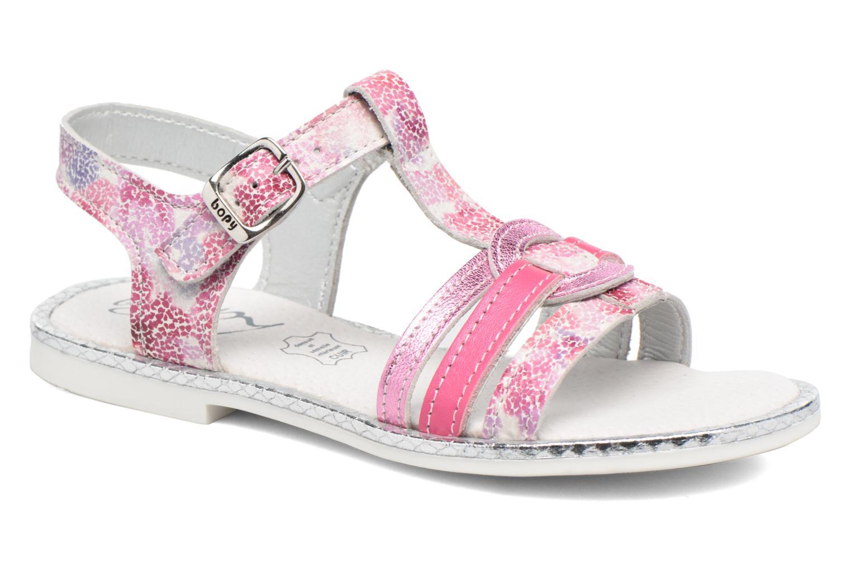 Sandales et nu-pieds Bopy Ernesta Rose vue détail/paire