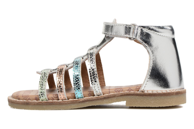 Sandales et nu-pieds Bopy Haya Kouki Multicolore vue face
