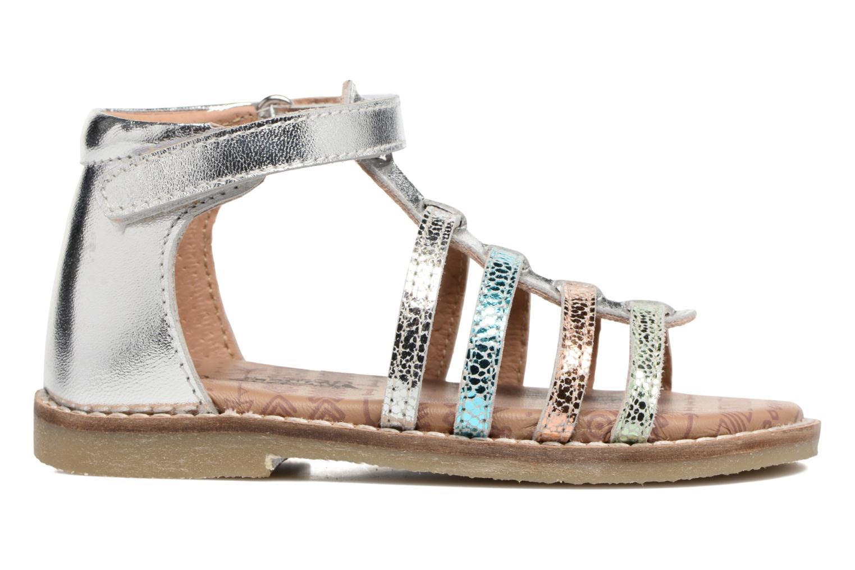 Sandales et nu-pieds Bopy Haya Kouki Multicolore vue derrière