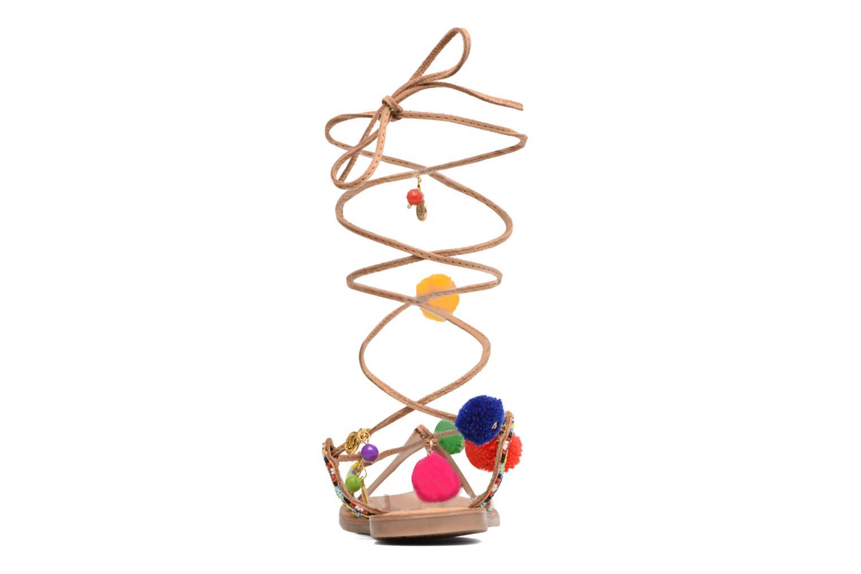 Sandales et nu-pieds Gioseppo Amuleto Multicolore vue droite