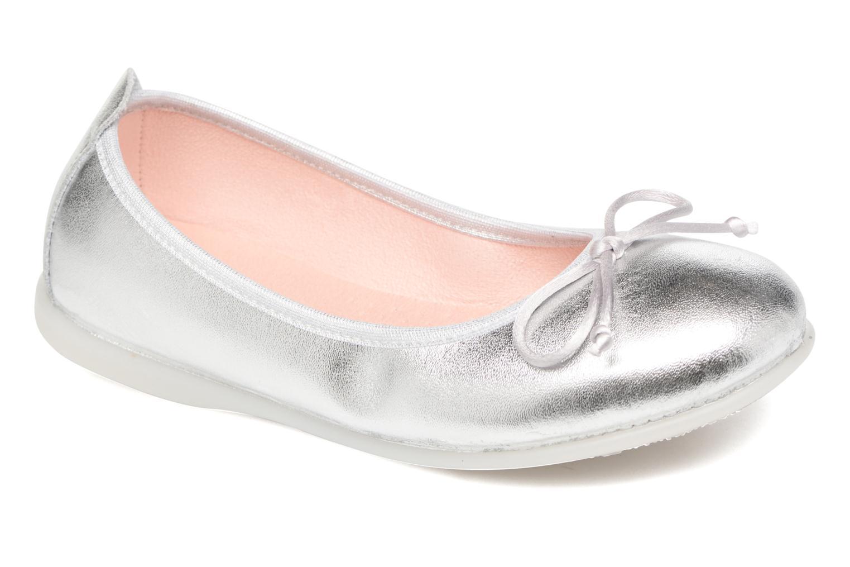 Ballerina's Gioseppo Ainara Zilver detail