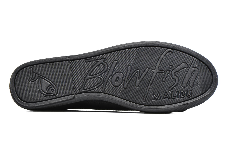 Bailarinas Blowfish Glo2 Negro vista de arriba