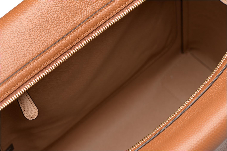 Handtaschen Michael Michael Kors MERCER LG CONV TOTE braun ansicht von hinten