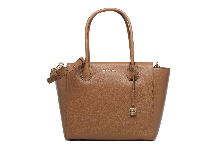 Handtaschen Michael Michael Kors MERCER LG CONV TOTE braun detaillierte ansicht/modell