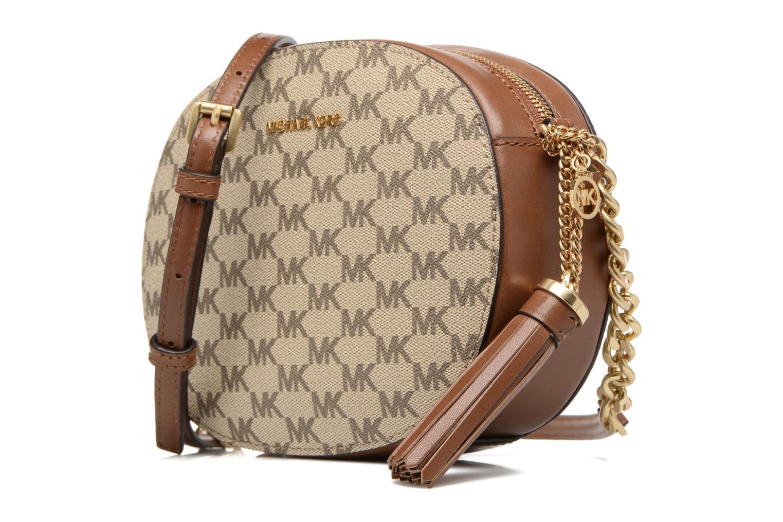 GINNY MD MESSENGER Nat/luggage
