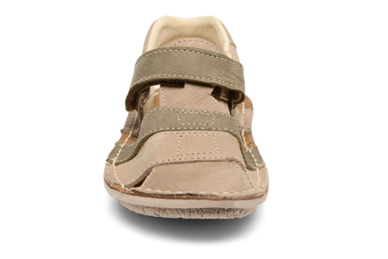 Sandals El Naturalista Kiri E286 Grey model view