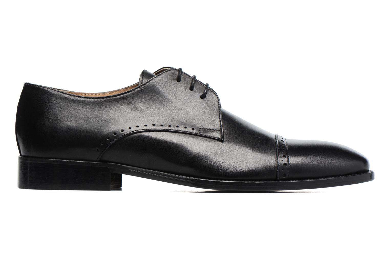 Chaussures à lacets Marvin&Co Dumfries Noir vue derrière
