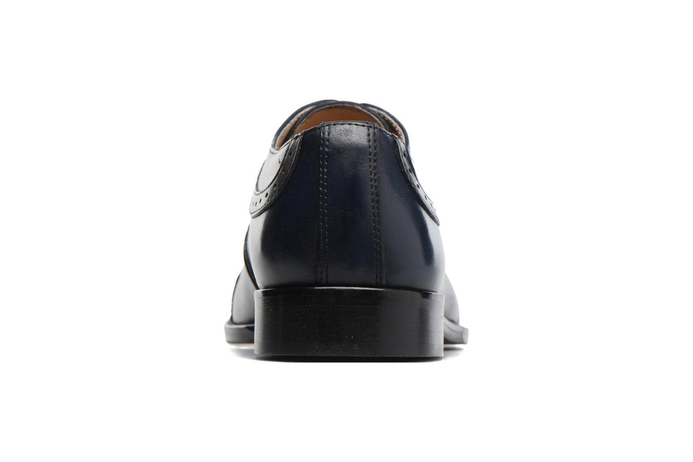 Chaussures à lacets Marvin&Co Dalkeith Bleu vue droite