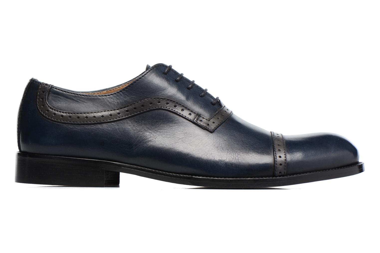 Chaussures à lacets Marvin&Co Dalkeith Bleu vue derrière