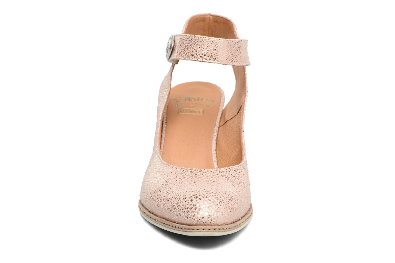 Escarpins Karston Klintif Beige vue portées chaussures