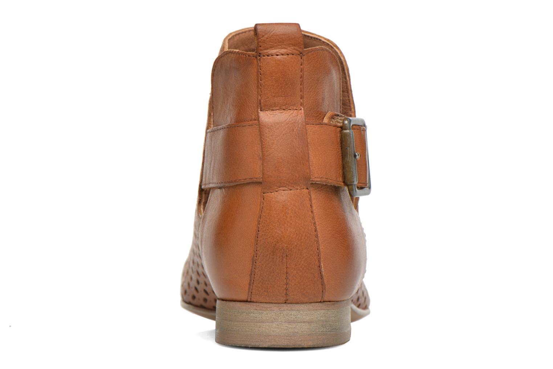 Bottines et boots Karston Jorba Marron vue droite