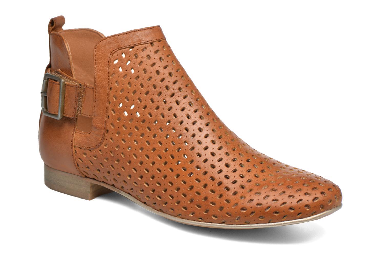 Bottines et boots Karston Jorba Marron vue détail/paire