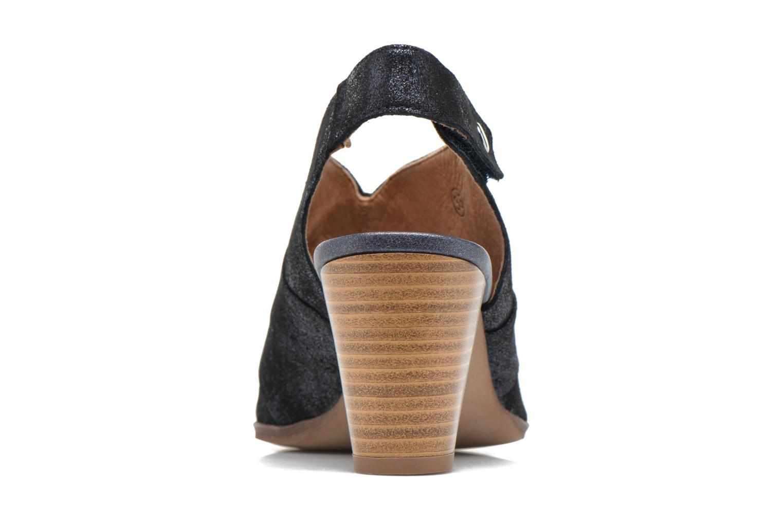 Bottines et boots Karston Kzocho Bleu vue droite