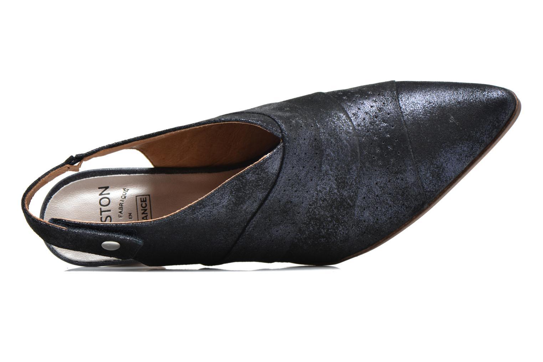 Bottines et boots Karston Kzocho Bleu vue gauche