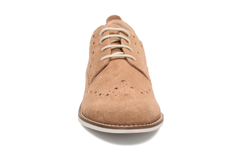 Chaussures à lacets Madison Aclina Marron vue portées chaussures