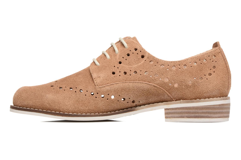Chaussures à lacets Madison Aclina Marron vue face