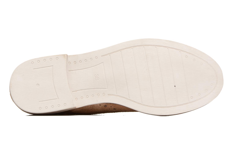 Chaussures à lacets Madison Aclina Marron vue haut