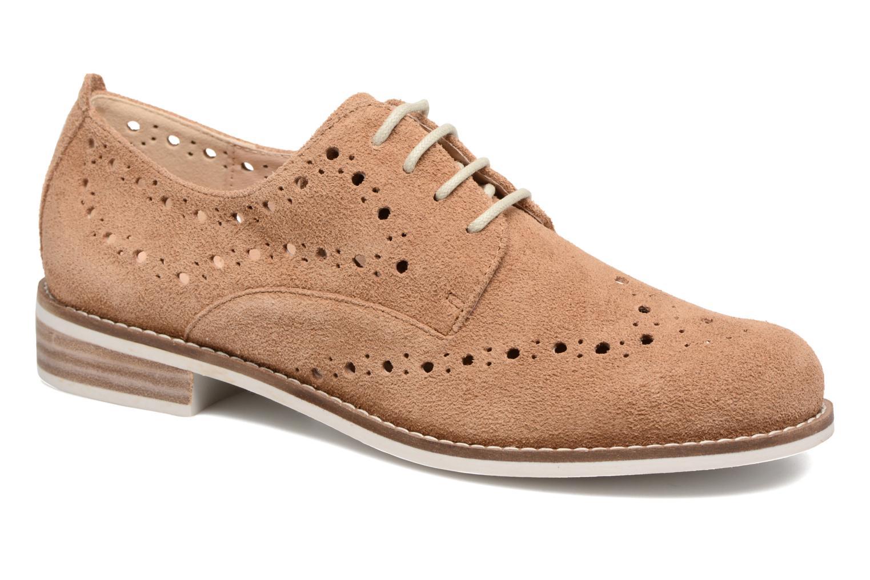 Chaussures à lacets Madison Aclina Marron vue détail/paire