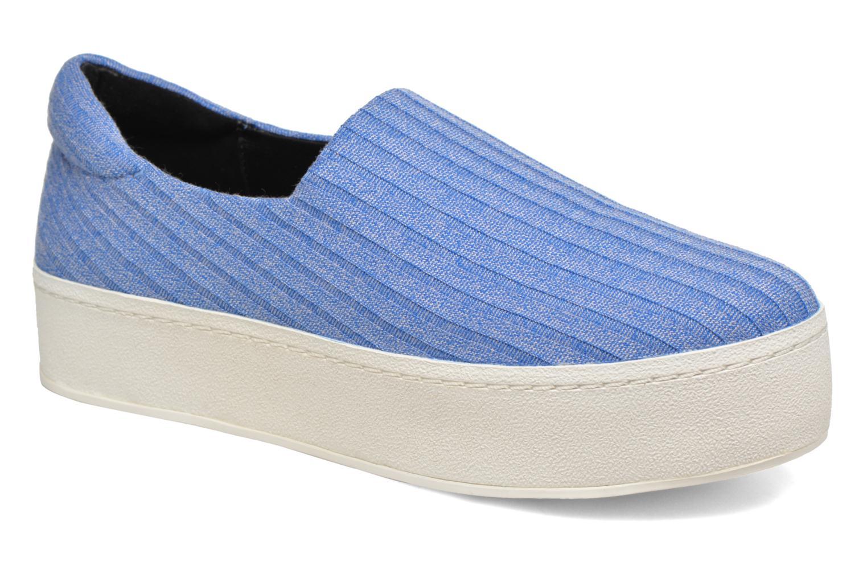 Sneakers Opening Ceremony Cici Ribbed Blå detaljeret billede af skoene