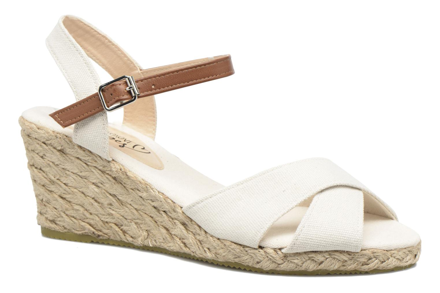Marques Chaussure femme I Love Shoes femme MCEMIMI Beige