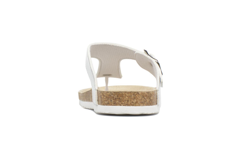 Sandalias I Love Shoes MCOLOS Plateado vista lateral derecha