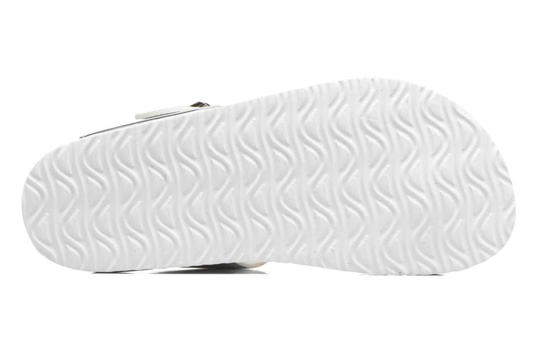 Sandalias I Love Shoes MCOLOS Plateado vista de arriba