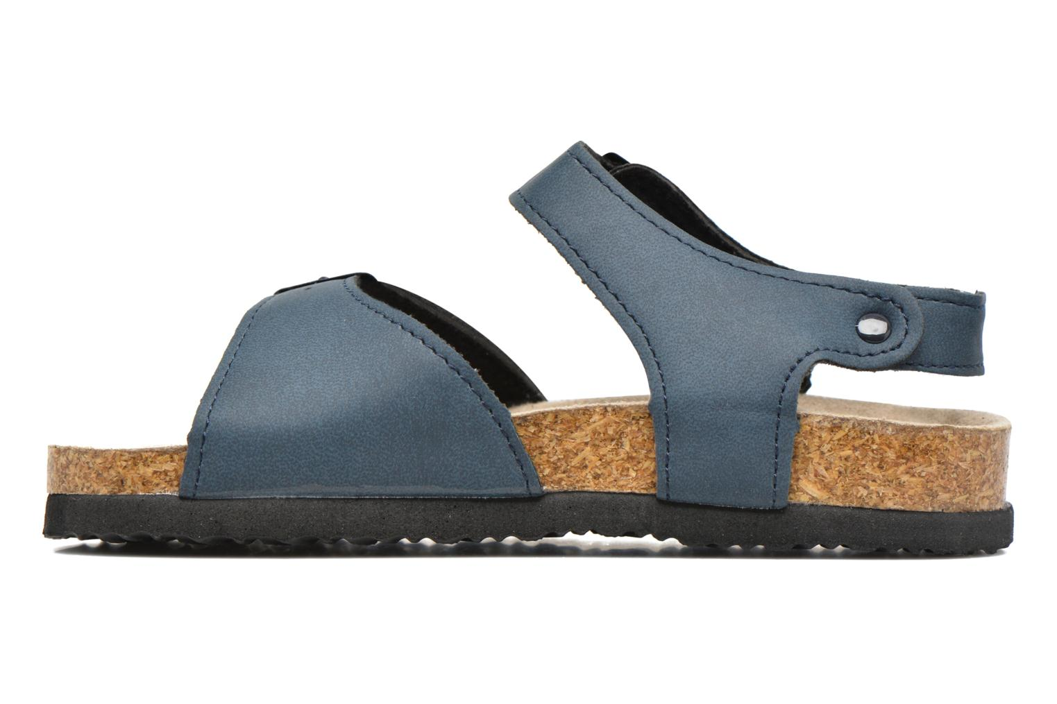 Sandals I Love Shoes MCGEE Blue front view