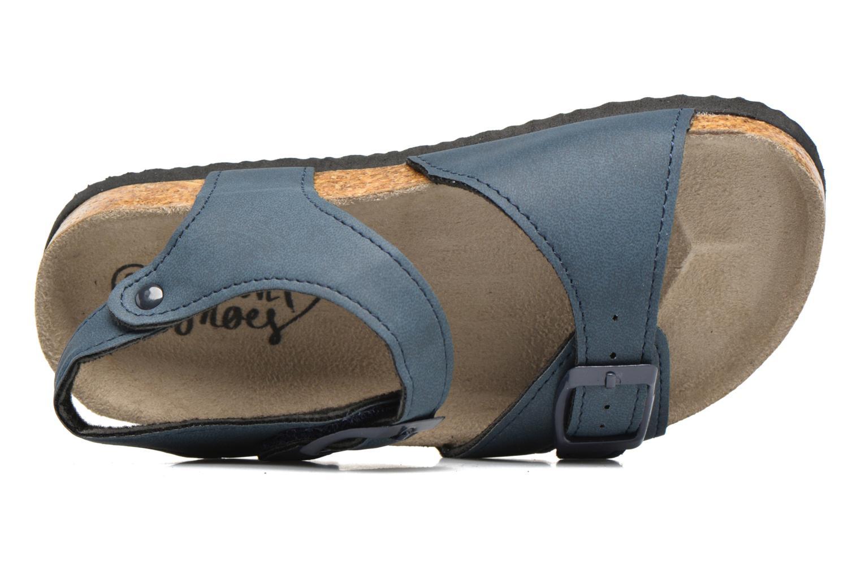 Sandali e scarpe aperte I Love Shoes MCGEE Azzurro immagine sinistra