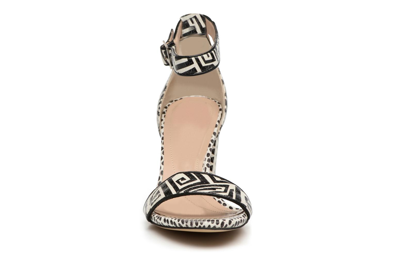 Sandalen Bruno Premi Calipso mehrfarbig schuhe getragen
