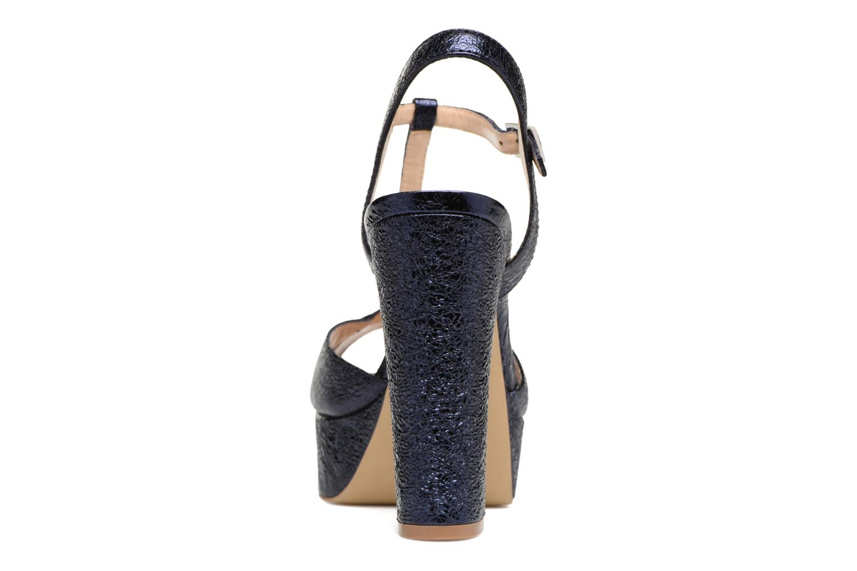 Sandales et nu-pieds Bruno Premi Regina Bleu vue droite