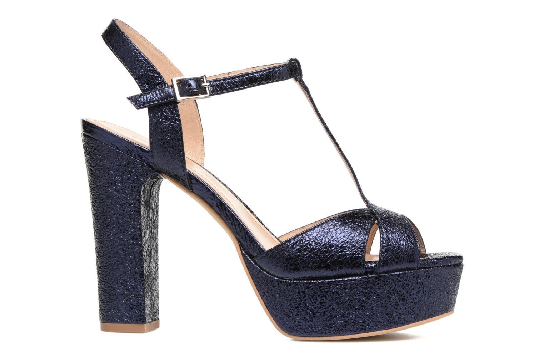 Sandales et nu-pieds Bruno Premi Regina Bleu vue derrière