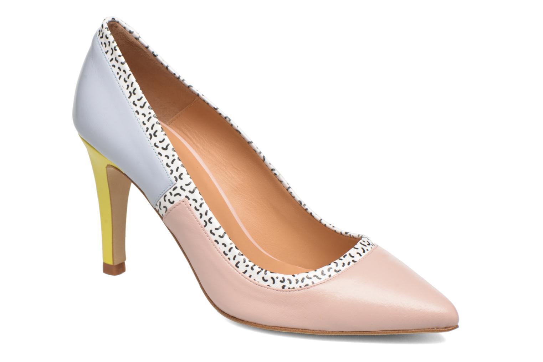 Høje hæle Made by SARENZA Snow Disco #1 Multi Se fra højre