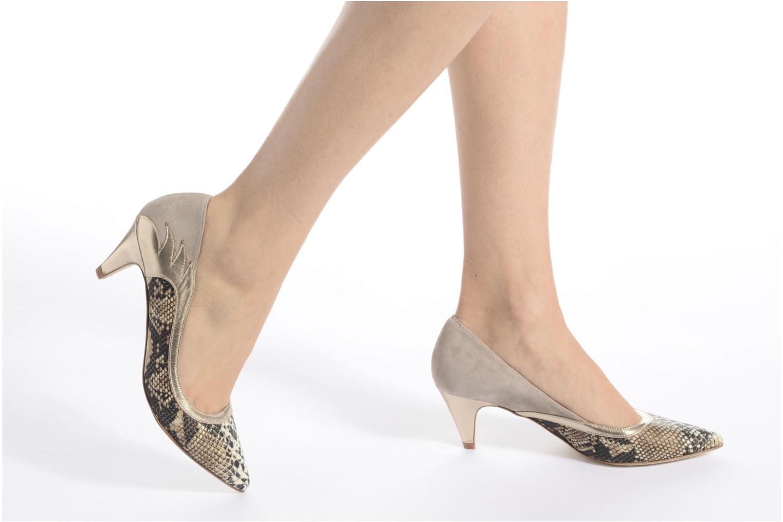 Høje hæle Made by SARENZA Rock-a-hula #8 Beige se forneden