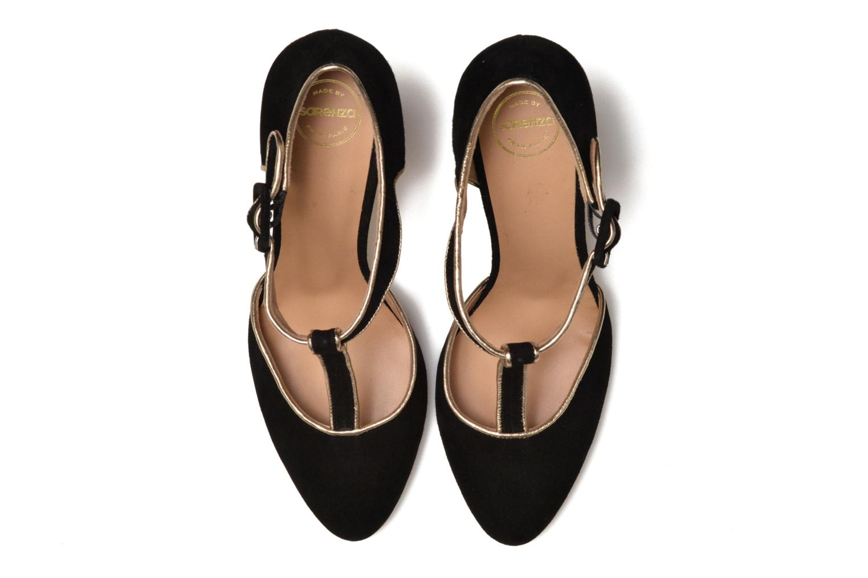Escarpins Made by SARENZA Mexicoco #6 Noir vue portées chaussures
