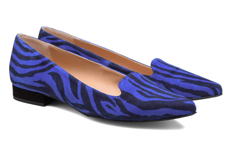 Mocassins Made by SARENZA Bombay Babes Mocassins #1 Bleu vue derrière