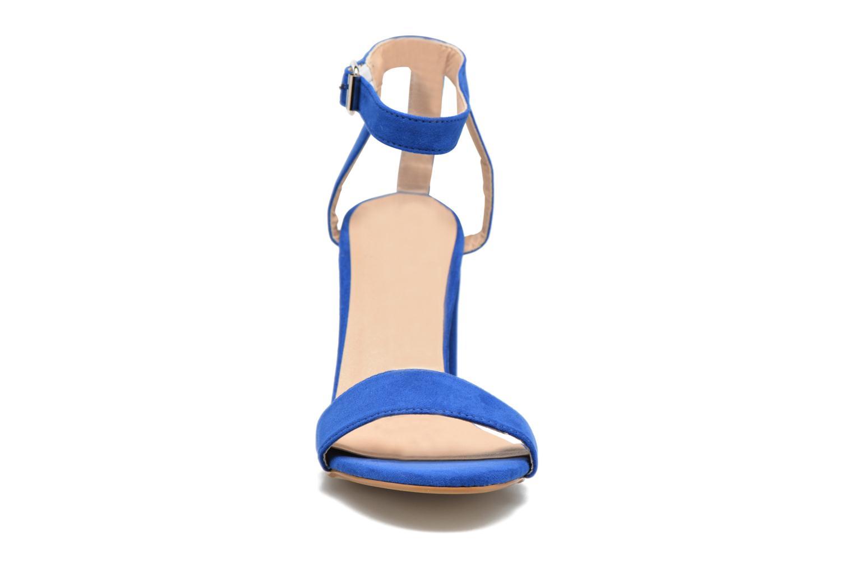 Sandales et nu-pieds I Love Shoes BELYZE Bleu vue portées chaussures