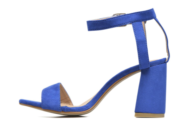 Sandales et nu-pieds I Love Shoes BELYZE Bleu vue face