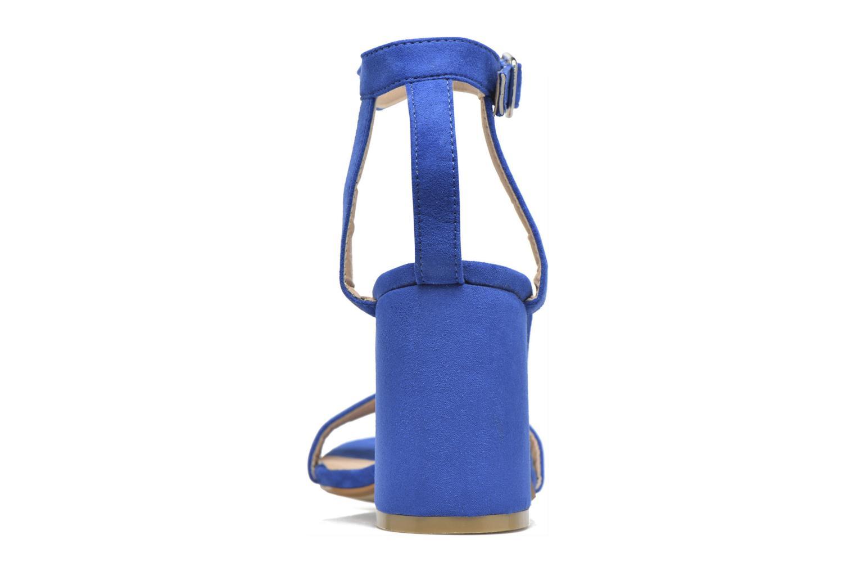Sandalias I Love Shoes BELYZE Azul vista lateral derecha