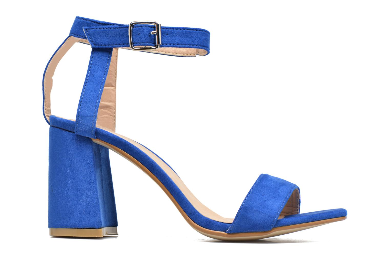 Sandalias I Love Shoes BELYZE Azul vistra trasera