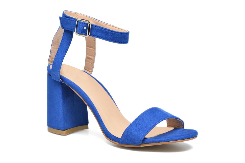 Sandales et nu-pieds I Love Shoes BELYZE Bleu vue détail/paire