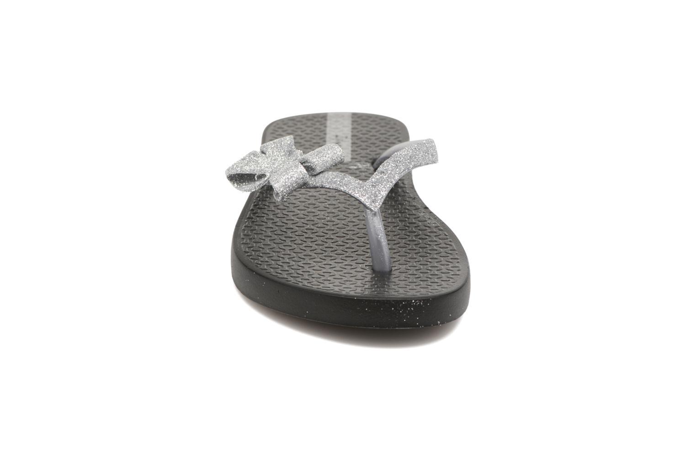 Tongs Ipanema Lolita IV Noir vue portées chaussures