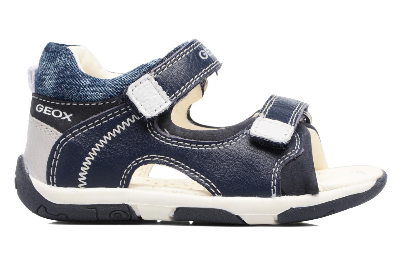 Sandali e scarpe aperte Geox B San.Tapuz B. A B720XA Azzurro immagine posteriore