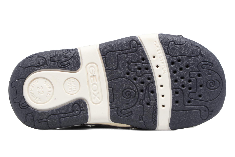Sandali e scarpe aperte Geox B San.Tapuz B. A B720XA Azzurro immagine dall'alto