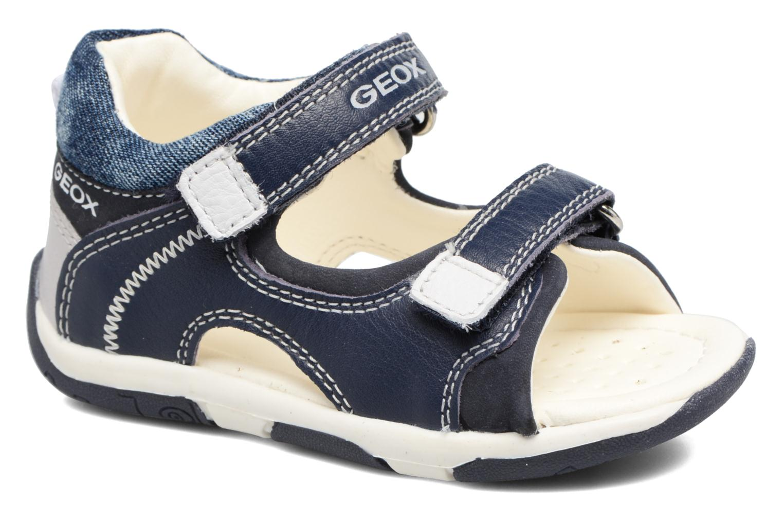 Sandali e scarpe aperte Geox B San.Tapuz B. A B720XA Azzurro vedi dettaglio/paio