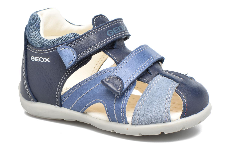 Sandales et nu-pieds Geox B Kaytan B.C B7250C Bleu vue détail/paire