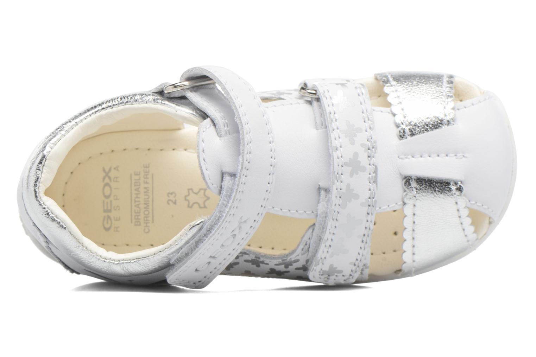 B Kaytan G.C B7251C Off white/Silver