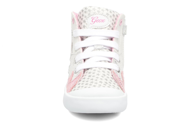 Baskets Geox B Kiwi G.E B72D5E Multicolore vue portées chaussures