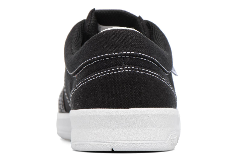 Baskets Supra Ineto Noir vue droite