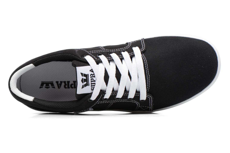 Sneakers Supra Ineto Sort se fra venstre