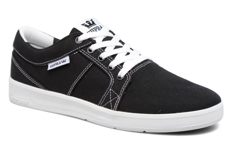 Sneakers Supra Ineto Sort detaljeret billede af skoene